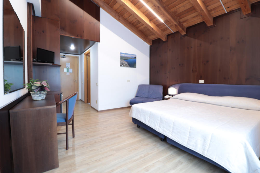 Chambre 403 Hôtel Pila Etoile de Neige