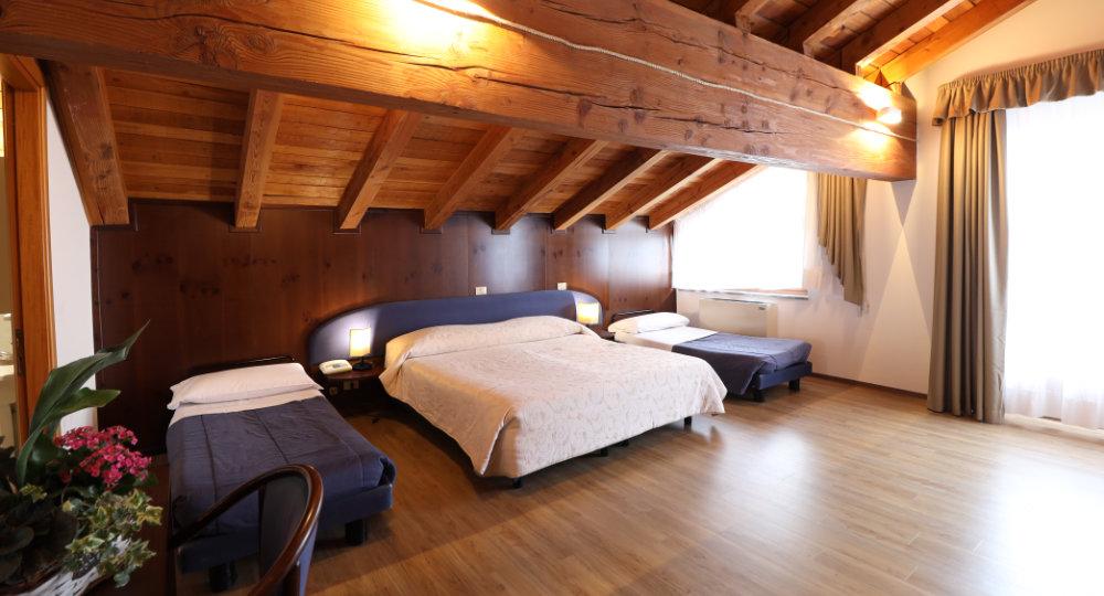 Camere Hotel Etoile de Neige